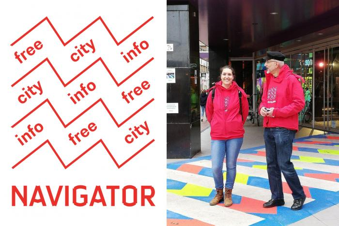 Eindhoven Navigators in city centre of Eindhoven